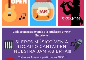 Open Jam Session